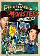 Abbott and Costello Meet the Monsters Collection , Bud Abbott