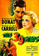 The 39 Steps , Madeline Carroll
