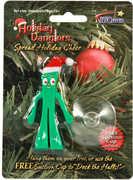 Gumby Holiday Dangler