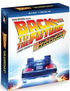 Back to the Future: The Complete Adventures , Michael J. Fox