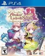 Atelier Lydie & Suelle: The Alchemist & the Mysterious Pantings forPlayStation 4