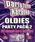 Party Tyme Karaoke: Oldies Party Pack, Vol. 2 , Various Artists