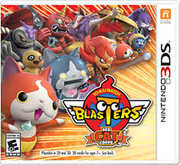 Yo-Kai Watch Blasters: Red Cat Corps for Nintendo 3DS