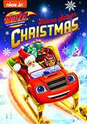 Blaze And The Monster Machines: Blaze Saves Christmas