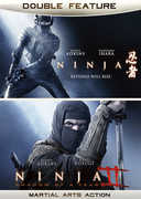 Ninja Double Feature , Scott Adkins