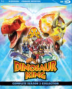 Dinosaur King: Complete Season 2