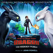 How To Train Your Dragon: The Hidden World (Original Soundtrack) , John Powell