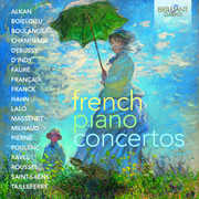 French Piano Concertos , Various Artists