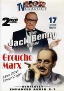 Jack Benny & Groucho Marx , Jack Benny
