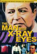 The Man With the X-Ray Eyes , Ray Milland