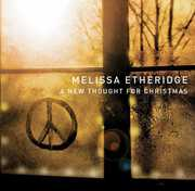 A New Thought For Christmas [Deluxe Edition] [CD/ DVD Combo] , Melissa Etheridge