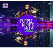 Purple Nights Miami /  Various [Import] , Various Artists
