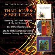 Presenting /  Live at the Village Vanguard /  Big [Import] , Thad Jones