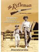 The Rifleman: Season 1 Volume 2 (Episodes 21 - 40) , Paul Fix