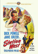 Station West , Dick Powell