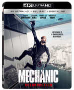 Mechanic Resurrection , Jason Statham