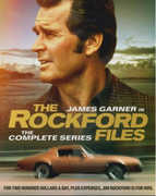 The Rockford Files: The Complete Series , James Garner