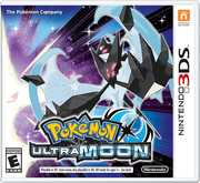 Pokemon Ultra Moon for Nintendo 3DS