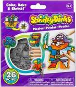Shrinky Dinks Pirates Activity Set