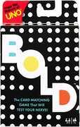 Mattel Games - Bold Card Game