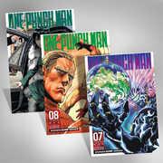 One-Punch Man, Vol. 7-9