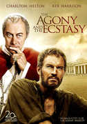 The Agony and the Ecstasy , Charlton Heston