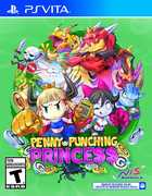 Penny-Punching Princess for PlayStation Vita
