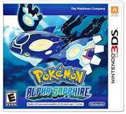 Pokémon Sapphire for Nintendo 3DS