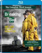 Breaking Bad: The Complete Third Season , Bryan Cranston
