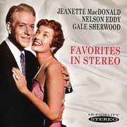 Favorites in Stereo , Jeanette MacDonald