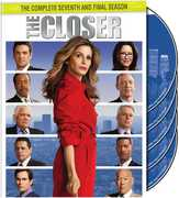 The Closer: The Complete Seventh Season (The Final Season) , Kyra Sedgwick