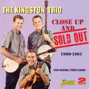 Close Up Sold Out: Four Original Stereo Albums 196 [Import] , The Kingston Trio