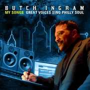My Songs: Great Voices Sing Philly Soul , Various Artists