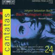 Complete Cantatas 24 , Bach Collegium Japan