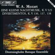 Serenade in G , Drottningholm Baroque Ensemble