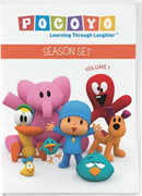Pocoyo: Season Set Volume 1