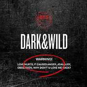 Dark & Wild Vol.1 (Incl. 102-page photobook and two random photocards) [Import] , BTS