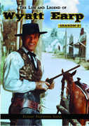 The Life and Legend of Wyatt Earp: Season 2 , Hugh O'Brian