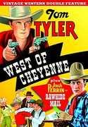 West of Cheyenne /  Rawhide Mail , Tom Tyler