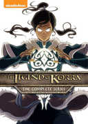 The Legend of Korra: The Complete Series , Dee Bradley Baker