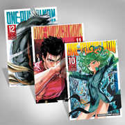 One-Punch Man, Vol. 10-12
