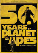 50 Years of Planet of the Apes 9-Movie Collection , Charlton Heston
