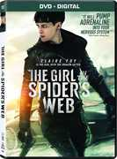 The Girl in the Spider's Web: A New Dragon Tattoo Story , Claire Foy