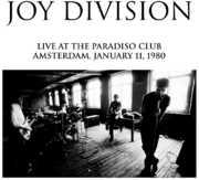Live at the Paradiso Club , Joy Division