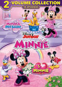 Mickey Mouse Clubhouse 2-Movie Minnie Collection , Russi Taylor