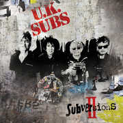 Subversions Ii , UK Subs
