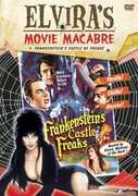 Frankenstein's Castle of Freaks (Elvira's Movie Macabre) , Edmund Purdom