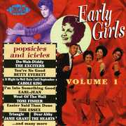 Early Girls: Popsicles & Icicles /  Various [Import] , Various Artists