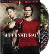 Supernatural: The Complete Sixth Season , Jensen Ackles