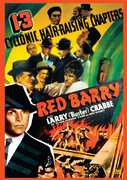 """Red Barry , Larry """"Buster"""" Crabbe"""